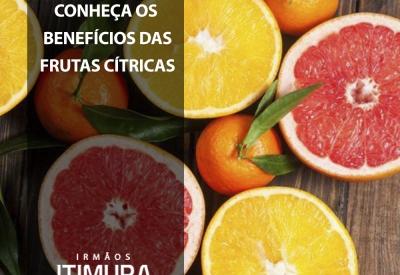 Benefícios das frutas cítricas