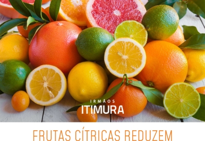 Frutas cítricas reduzem risco de endometriose