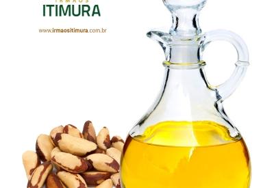 Os diversos benefícios do óleo de castanha-do-pará