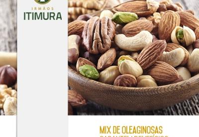 Benefícios de um mix de oleaginosas perfeito